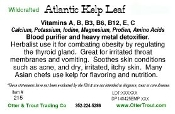 Kelp, Atlantic Bulk