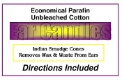 Ear Candle Parafin Wax