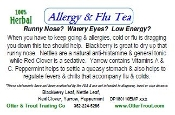 Allergy & Flu Tea